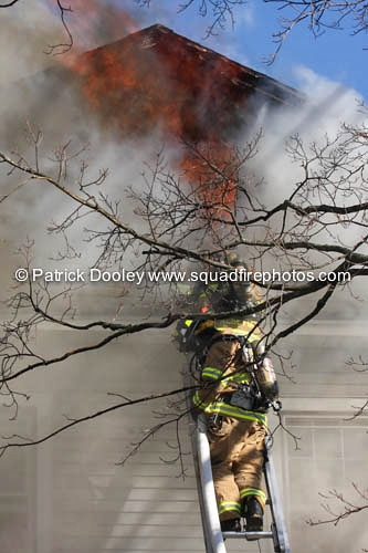 3-alarm fire in East Hartford CT