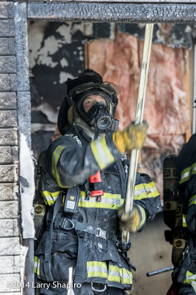 iremean overhauling after fire