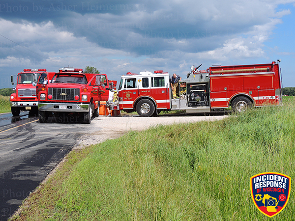 fire department water tankers