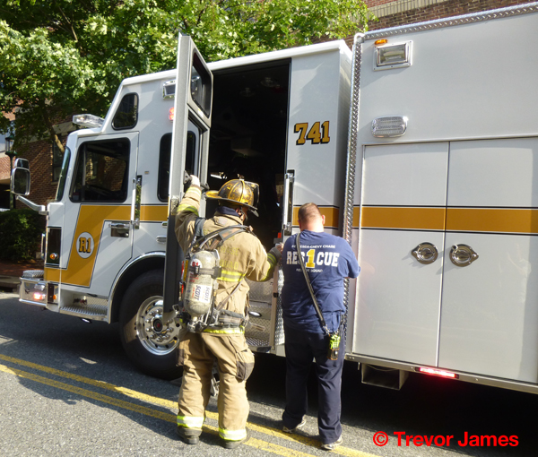 Bethesda Chevy Chase Rescue Squad