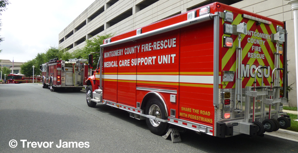 Montgomery County Fire & Rescue Medical Care Support Unit