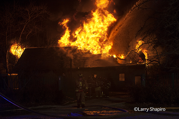 Working Fire In Northbrook Il November 14 2012