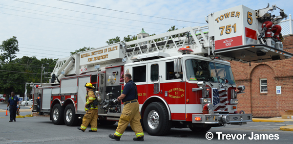 National Institutes of Health Fire Department