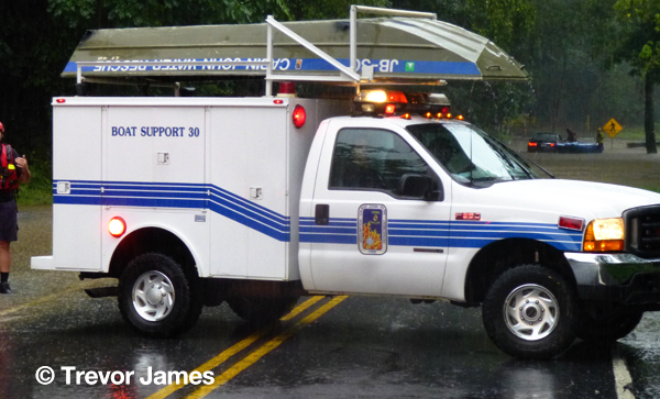 fire department water rescue apparatus