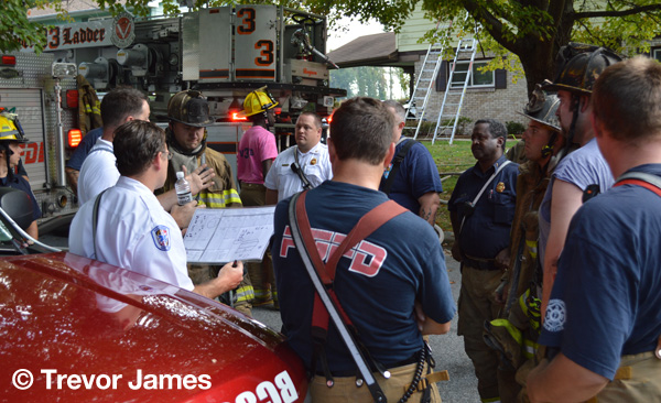 firemen to post incident review