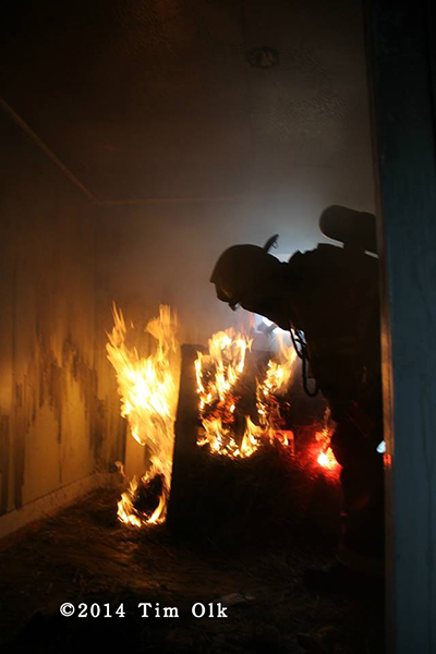 fire training  instructor