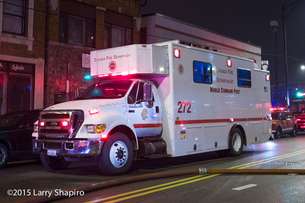 Chicago FD Mobile Command Post 2-7-4