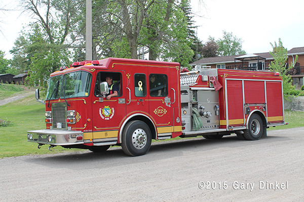 Cambridge Ontario fire apparatus