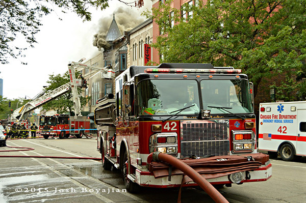 Chicago FD Engine 42