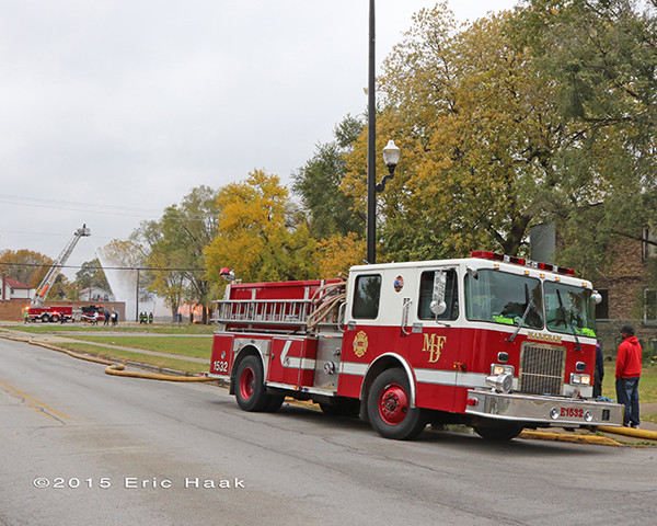 Markham Fire Department IL