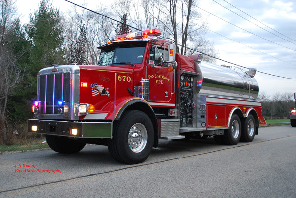 Fox River Grove FPD tender