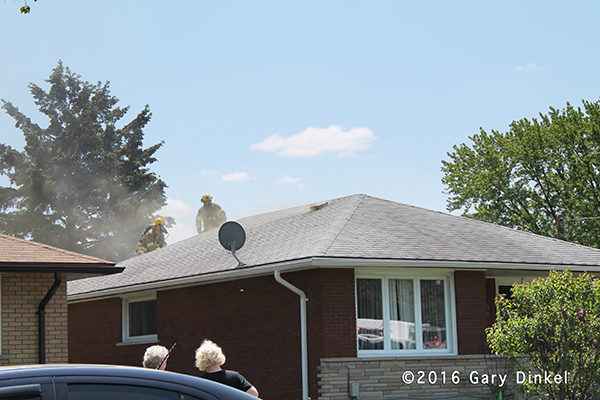 Kitchener Ontario house fire