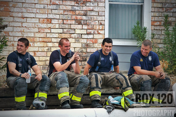 San Antonio Firefighters