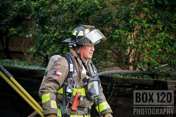 San Antonio firefighter