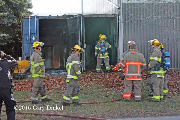 Kitchener Firefighters