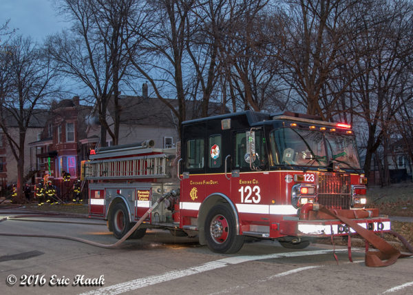 Chicago FD Engine 123