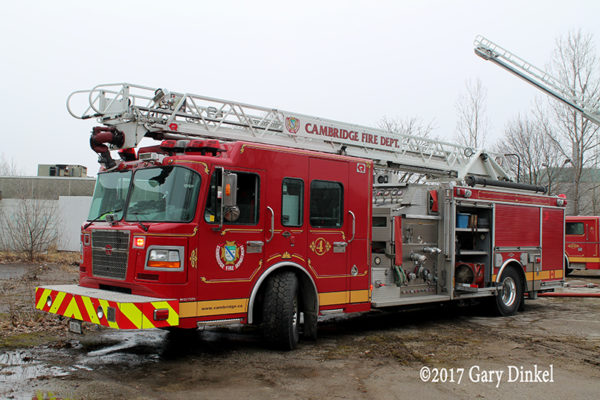 Cambridge FD Aerial 4