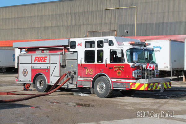Kitchener FD Pump 2