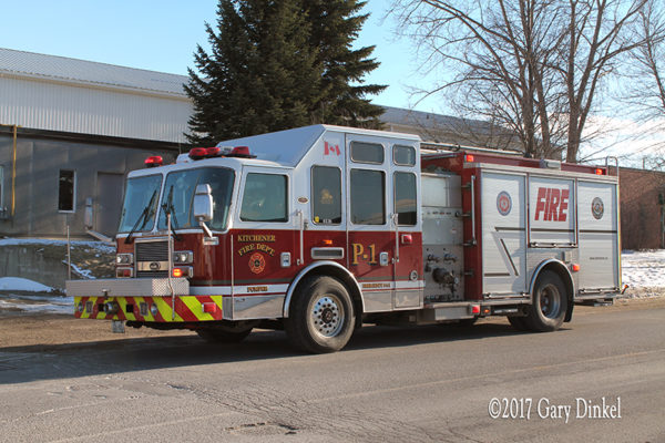 Kitchener FD Pump 1
