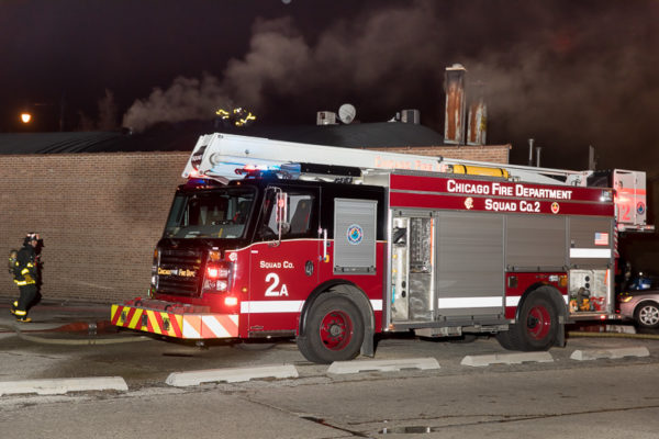 Chicago FD Squad 2A