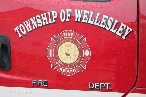 Wellesley Towsnhip FD decal