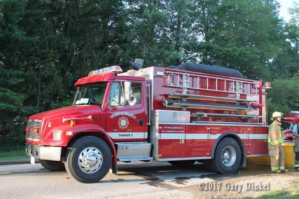 Wellesley Township FD Tanker 2 St Clements Station