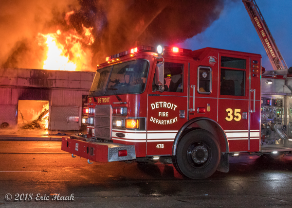 Detroit FD engine 35
