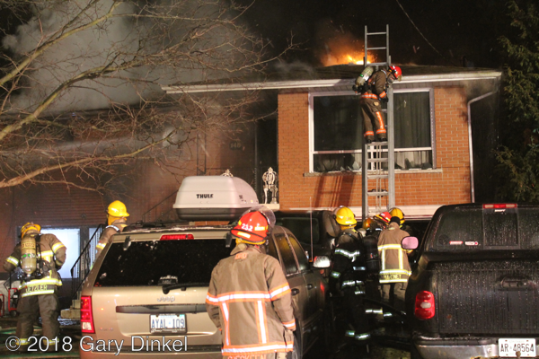 fatal house fire in Cambridge ON