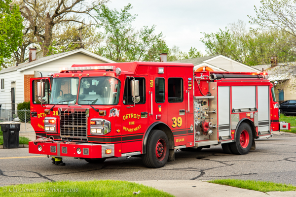 Detroit FD Engine 39