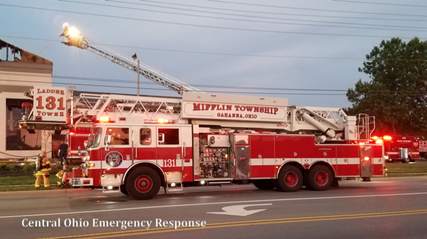 Mifflin Township FD Ladder 131