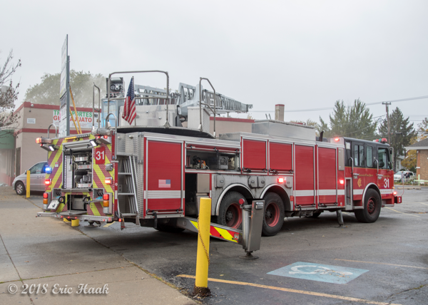 Chicago FD Truck 31