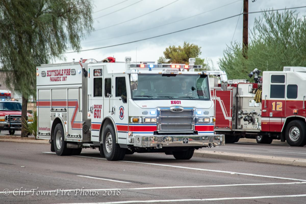 Scottsdale FD Engine 601