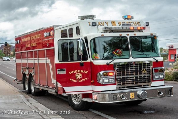 Phoenix FD Heavy Rescue 8