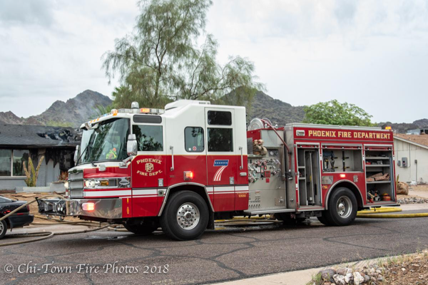 Phoenix FD Engine 7
