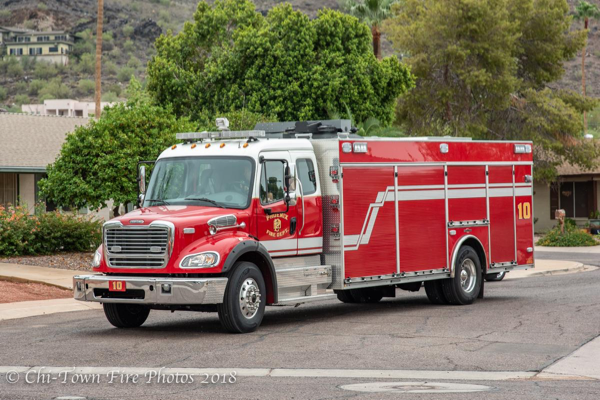 Phoenix FD Ladder Tender 10
