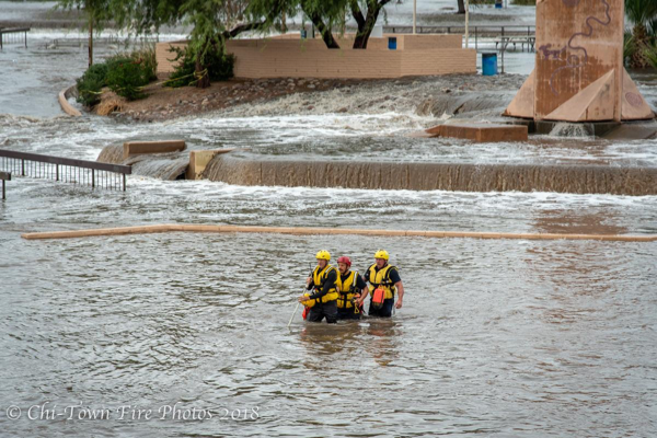 swift water rescue in Scottsdale AZ