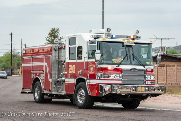Phoenix FD Engine 20