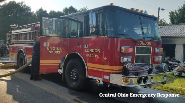 London Ohio FD Engine 363