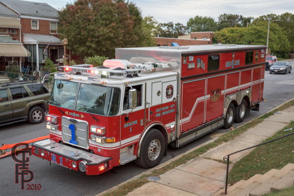 Baltimore FD Rescue 1
