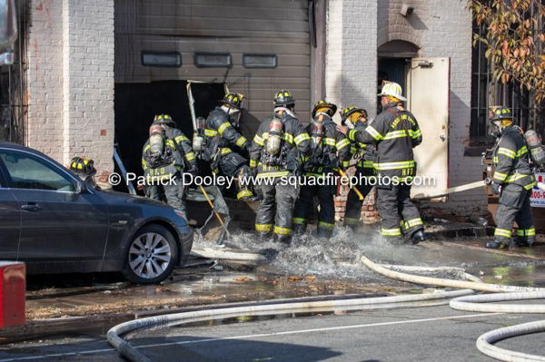 Firefighters in Hartford CT