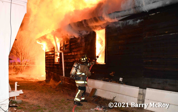 fatal house fire in Colleton County SC