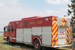 St Jacobs fire station Rescue 3