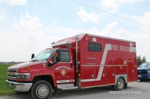 Woolwich Township FD rescue
