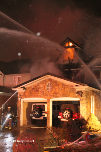 house destroyed by fire in Cambridge Ontario