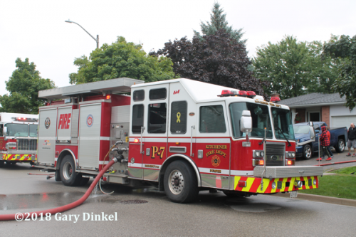 Kitchener FD Pump 7 KME Predator