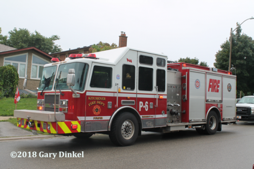Kitchener FD Pump 6 KME Predator
