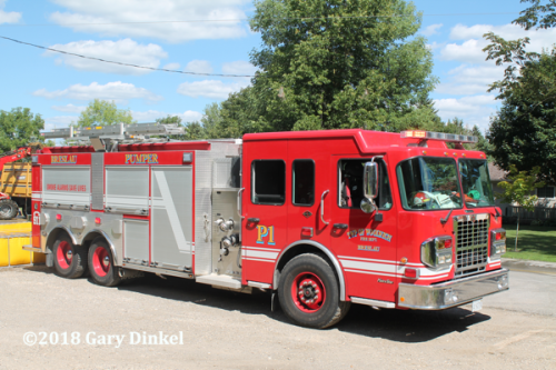 Woolwich Township FD Pump 1